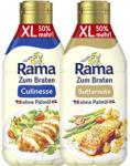 real Rama Culinesse Pflanzencreme jede 500 ml + 50 % mehr Inhalt = 750-ml-Aktionsflasche - bis 19.10.2019