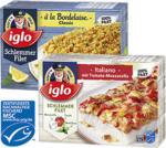real iglo Schlemmer-Filet  gefroren, versch. Sorten,   jede 380-g-Packung - bis 19.10.2019