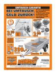 Globus Baumarkt Wochen Angebote - bis 19.10.2019