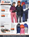 Sherpa Outdoor Sherpa Angebote - al 24.11.2019