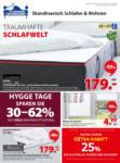 Dänisches Bettenlager Skandinavisch Schlafen & Wohnen - bis 19.10.2019