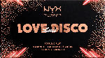 dm-drogerie markt NYX PROFESSIONAL MAKEUP Lidschattenpalette Love Lust Disco Rose & Play 03