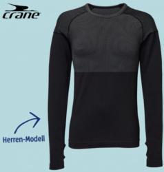CRANE Damen-/Herren-Laufshirt