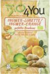Alnatura Ingwer-Limette & Ingwer-Orange Bonbons, gefüllt - bis 23.10.2019
