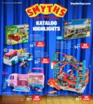 Smyths Toys Katalog Highlights - bis 21.10.2019