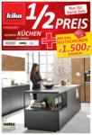kika Möbel kika - 1/2 Preis auf viele Küchen - gültig bis 11.11. - bis 11.11.2019