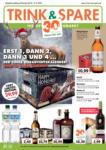 Trink & Spare Wochenangebote - bis 02.11.2019