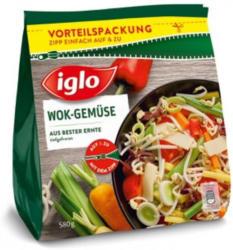 -25% auf alle Iglo Gemüse natur Großpackungen
