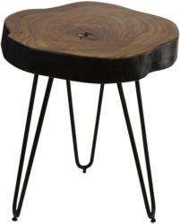 Beistelltisch in Holz 35/35/45 cm