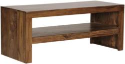 Couchtisch in Holz 110/45/45 cm