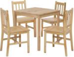 XXXLutz Linz Tischgruppe In Holz Kieferfarben