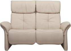 Sofa in Leder Creme