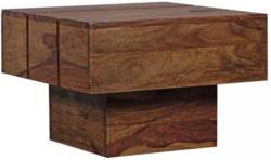 Beistelltisch In Holz 44/44/30 Cm
