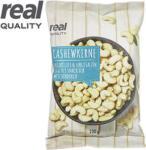 real Cashewkerne, natur, Kennzeichnung siehe Etikett, jeder 200-g-Beutel - bis 26.10.2019