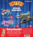 Smyths Toys Katalog Highlights - bis 24.10.2019