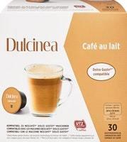 Dulcinea Kaffeekapseln Café au lait