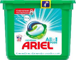 ARIEL Vollwaschmittel All-in-1 PODS Febreze