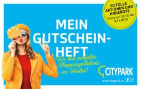 Citypark Gutscheinheft 22.10. bis 06.11.