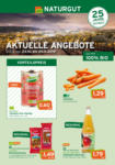 NATURGUT Bio-Supermarkt NATURGUT Bio-Angebote - bis 30.10.2019