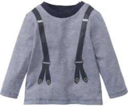 Baby Langarmshirt mit Hosenträgern