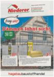 hagebaumarkt Niederer Hagebaumarkt Niederer - Kompetenzflugblatt-K5 - gültig bis 30.11. - bis 30.11.2019
