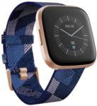 Expert fitbit Versa 2 SE navy pink woven Aktivitätsuhr - Smartwatch mit NFC