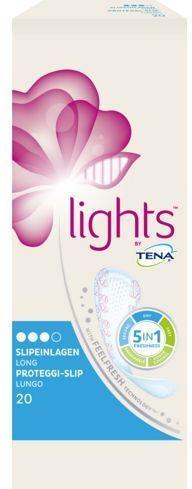 TENA Slipeinlagen Lights Long 20 Stück