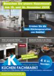 Küchenfachmarkt Meyer & Zander Wohlfühlküchen - bis 18.11.2019
