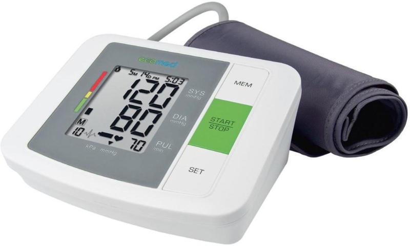 Oberarm-Blutdruckmessgerät ECOMED