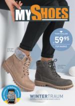 MyShoes Flugblatt gültig von 30.10. - 12.11.