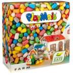 ROFU Kinderland PlayMais WORLD Farm ca. 1000 Steine PlayMais 160012 - bis 02.02.2020