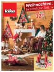 kika Möbel kika - Weihnachten - besinnliche Zeit! - gültig bis 11.11. - bis 11.11.2019