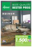Leiner - Graz Leiner - Koinor - gültig bis 11.11. - bis 11.11.2019