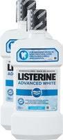 Collutorio Advanced White Listerine