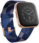 Expert Strombuam fitbit Versa 2 SE navy pink woven Aktivitätsuhr - Smartwatch mit NFC