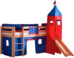 Möbelix Spielbett Alex 90x200 cm Buche