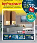 Hofmeister Aktuelle Angebote - bis 05.11.2019