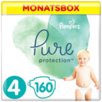 OTTO'S Pampers Pure Protection Gr. 4 Maxi 9-14 kg Monatsbox 160er
