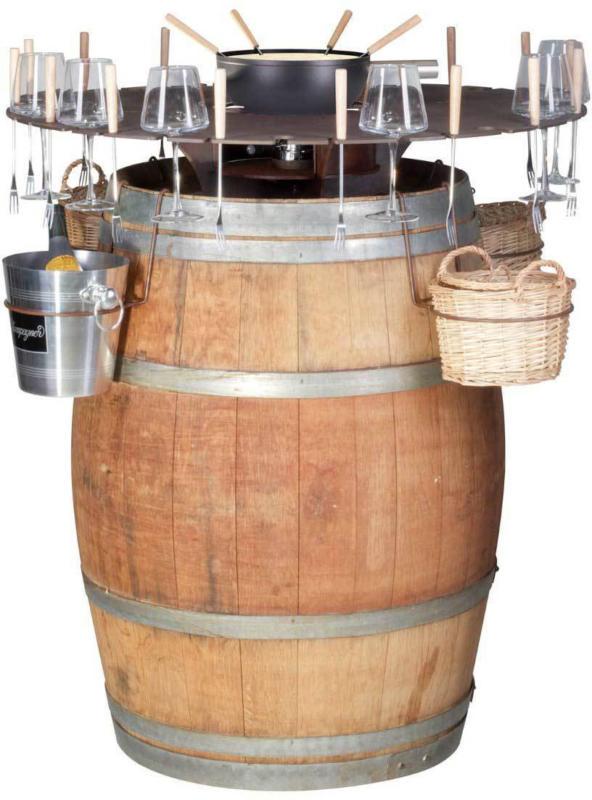 Nouvel Vino e fondue bar -