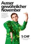 Flying Tiger Aussergewöhnlicher November - bis 30.11.2019