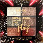 dm-drogerie markt NYX PROFESSIONAL MAKEUP Lidschattenpalette Love Lust Disco Foil Play Get Down 01