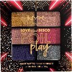 dm-drogerie markt NYX PROFESSIONAL MAKEUP Lidschattenpalette Love Lust Disco Foil Play Do The Hustle 02