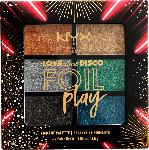 dm-drogerie markt NYX PROFESSIONAL MAKEUP Lidschattenpalette Love Lust Disco Foil Play Let's Groove 03