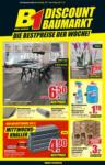 B1 Discount Baumarkt Wochen Angebote - bis 09.11.2019