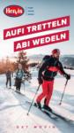 Hervis Hervis Flugblatt - Winterausrüstung - gültig bis 09.11. - bis 09.11.2019