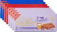 Tavoletta di cioccolata Cailler