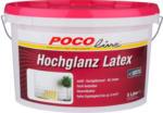 POCO Hochglanzlatex weiß5 Liter