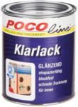 POCO Klarlack 2 in 1 farblos750 ml