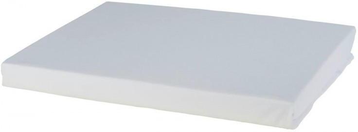 Microfaser-Spannbetttuch 180 x 200 cm weiß
