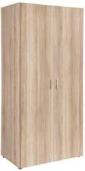 Kleiderschrank Base Sonoma Eiche Nachbildung 81 cm